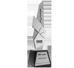 SME PLATINUM BUSINESS AWARDS – SME BRAND EXCELLENCE AWARD