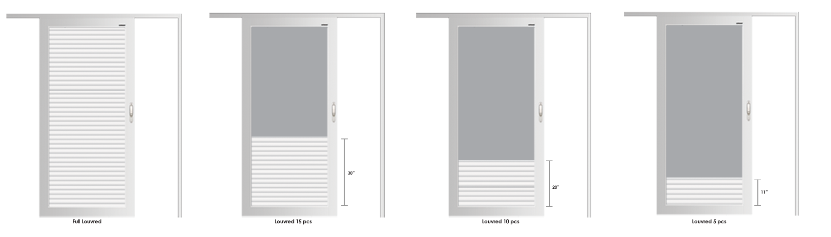 Hanging Door – Bi Fold Door   Aluminum Door   Bifold Door