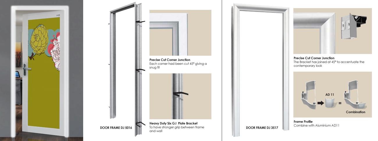 Swing Door – Bi Fold Door | Aluminum Door | Bifold Door | Door ...